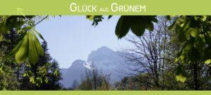 Glück aus Grünem - Ulrike Plaichinger - Workshops & Seminare